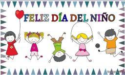 Imagenes Feliz día del niño
