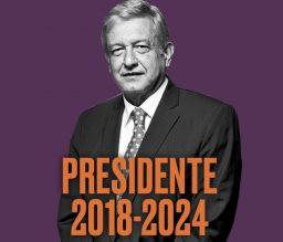 Imagenes presidente de México 2018
