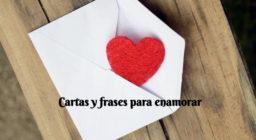 Cartas y frases para enamorar