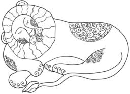 Dibujos de cada signo zodiacal