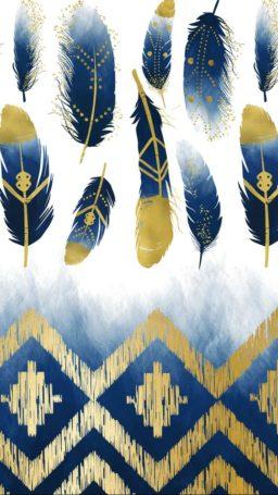 Wallpaper de plumas