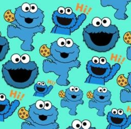 Wallpaper comegalletas