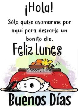 Imagenes con frases Snoopy