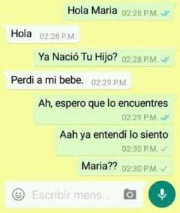 Conversaciones whatsapp graciosas