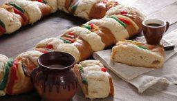Rosca de Reyes receta