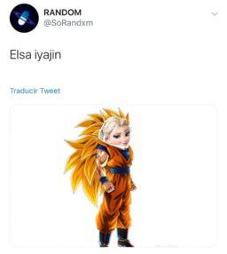 Memes Elsa de Frozen