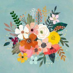 Ilustraciones florales