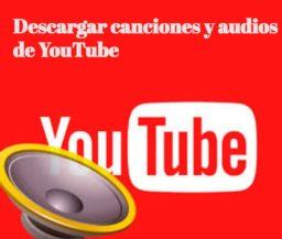 Como descargar la música de YouTube