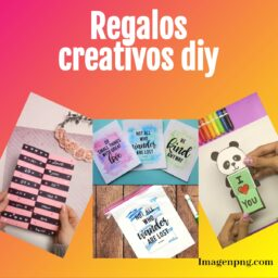 Regalos creativos diy