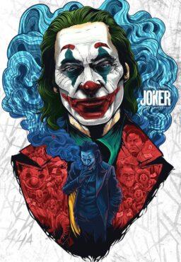 Ilustraciones del Joker