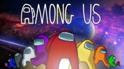 Wallpaper de among us