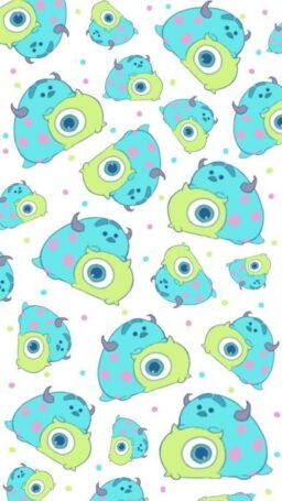 Monsters Inc wallpaper