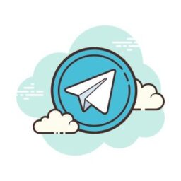 Íconos de telegram