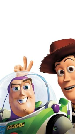 Wallpaper de personajes de Toy Story