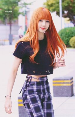 Lisa de Blackpink
