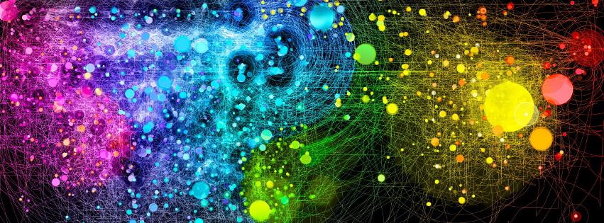 Multicolor Facebook Cover
